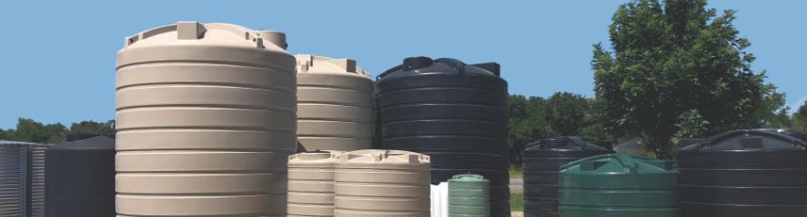 Water Storage Tank Options